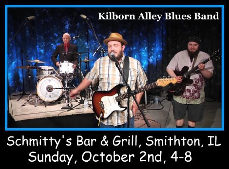 Kilborn Alley Blues Band 10-2-16