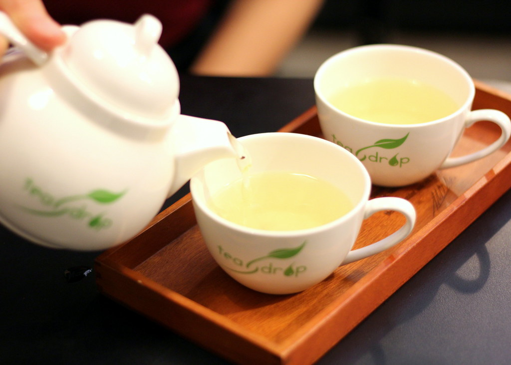 Potvwin备用ato-Cafe-Honeydew-Green-Pot-O-Tea-精选