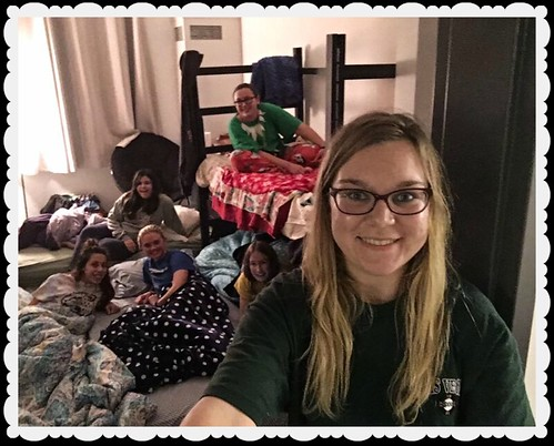 Katie Dec 2016 sleepover