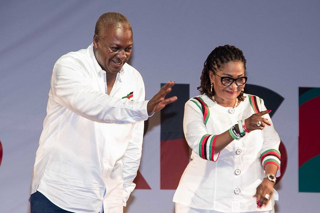 NDC Greater Accra Regional Rally