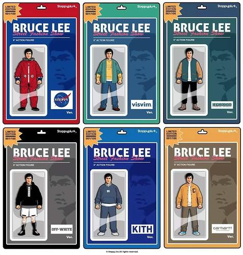 Benson Wong Bruce Lee