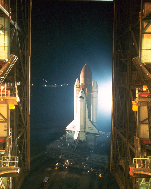 STS-26 Rollout