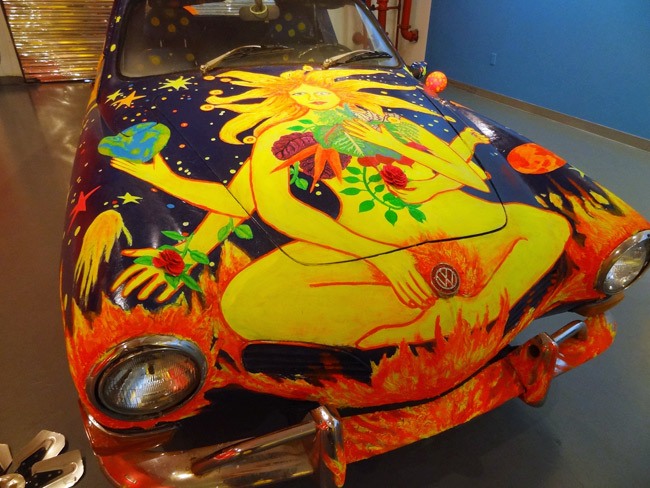 Art Car Museum >> Quirky Attraction Houston Art Car Museum Quirky Travel Guy