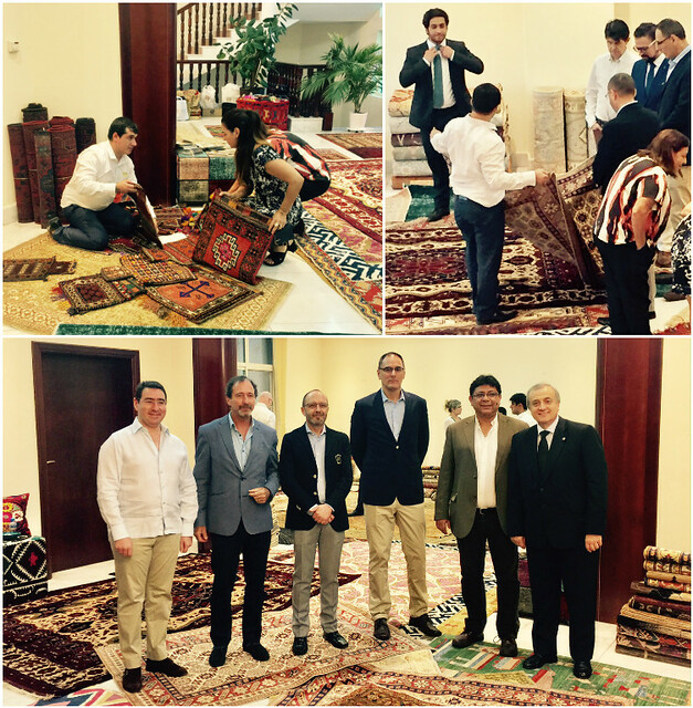 Una Tarde con Fatima Bint Mohamed Bin Zayed Initiative (FBMI)