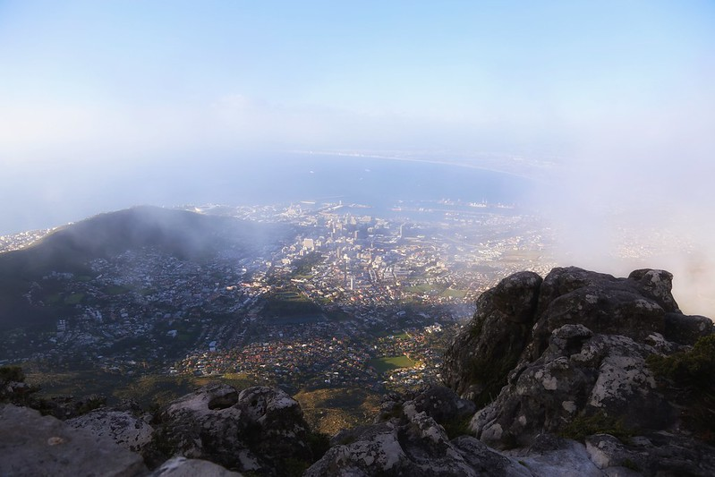 Table Mountain -- Cape Town, South Africa