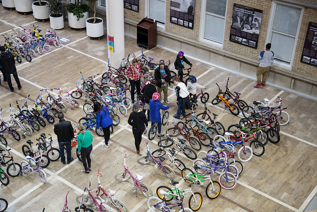 2016 Holiday Bike Drive
