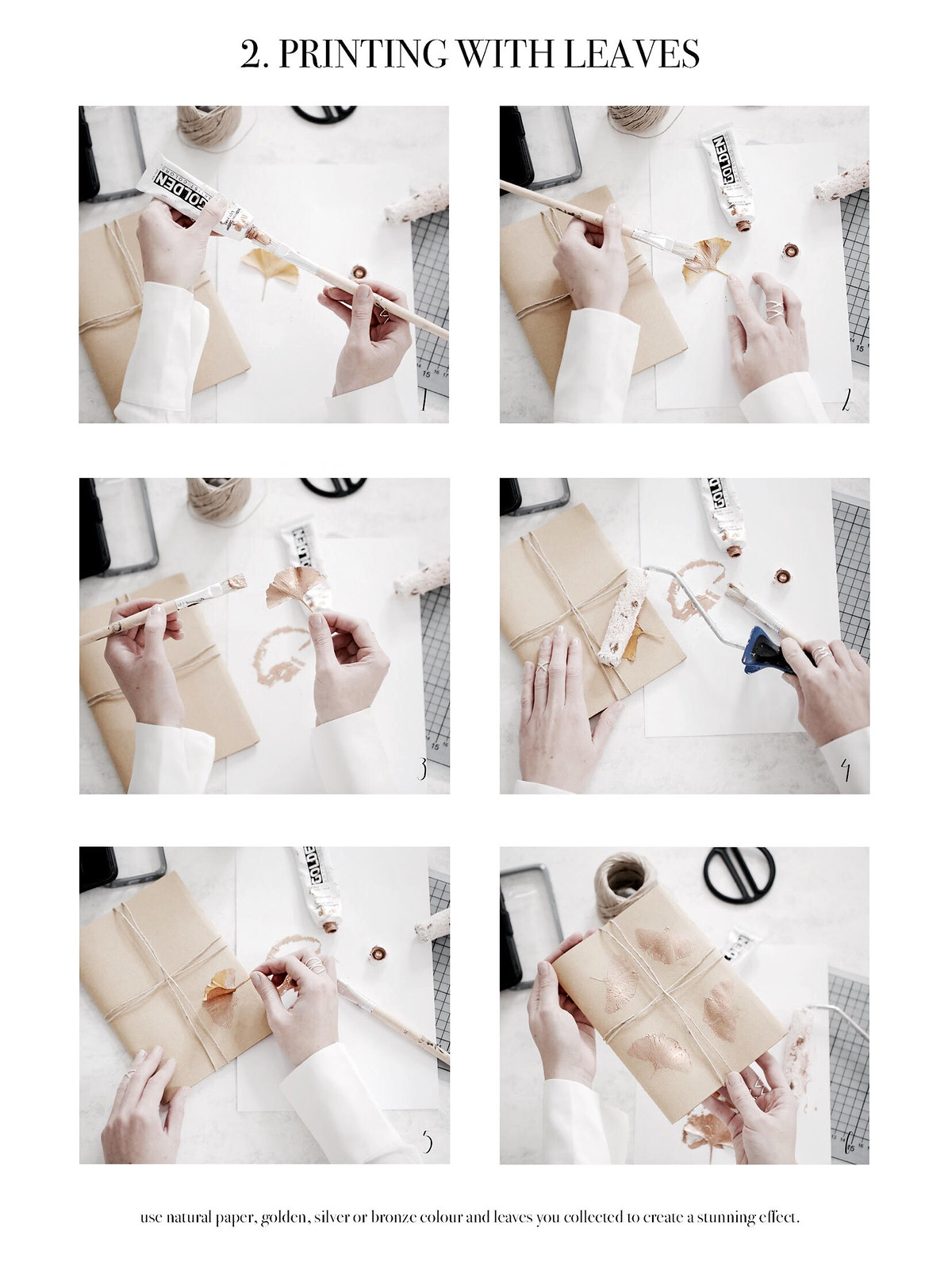 OtterBox ChristmasCovered collaboration DIY christmas present wrapping natural materials minimal nordic scandi style chic home decor do it yourself lifestyle blogger cats & dogs lifestyleblog ricarda schernus how to tutorial 2