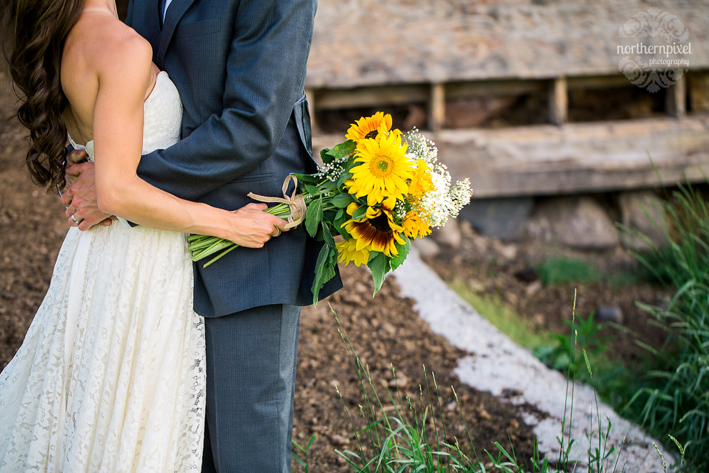 Smithers BC Farm Wedding