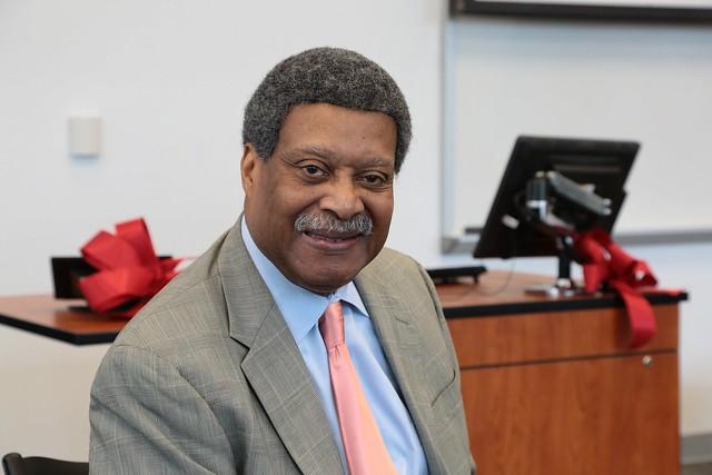 Dr. Harmon Retirement Reception