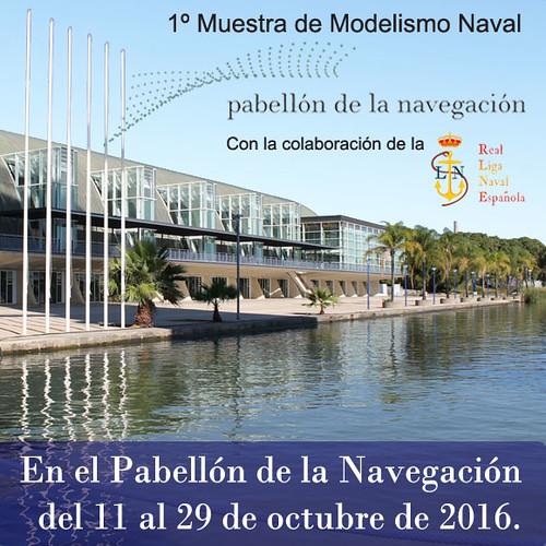 Muestra Modelismo Naval Web 580x580