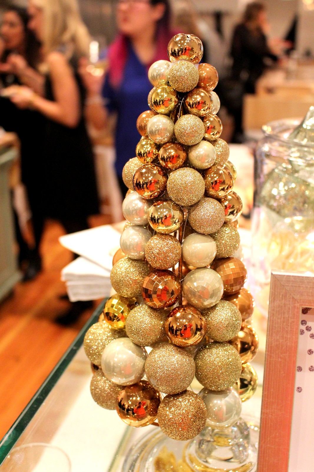 President's Choice Holiday Insiders Collection Party at Nourish Café