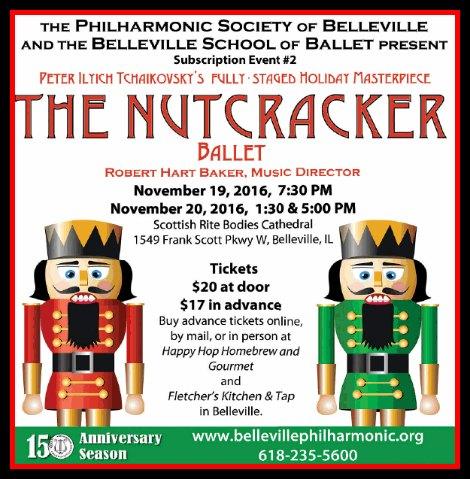 Nutcracker 11-19, 11-20-16