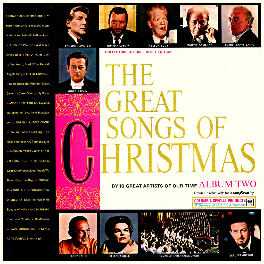 Various Artists - The Great Songs of Christmas