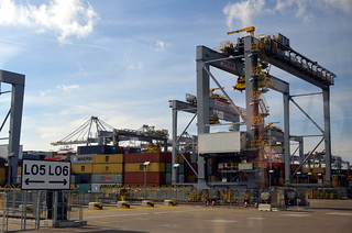 London Gateway Port