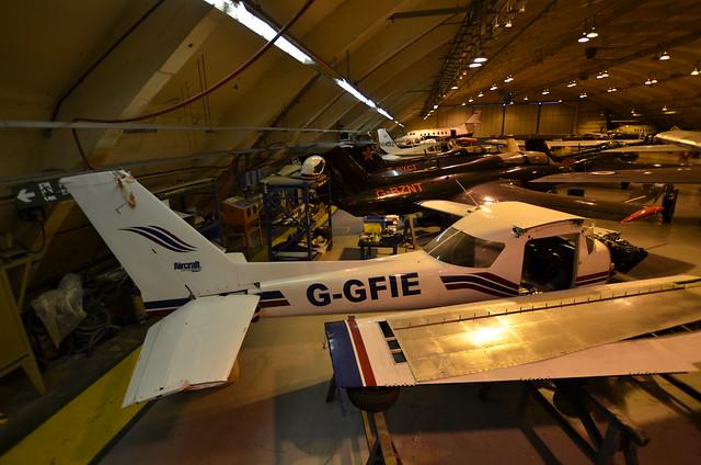 G-GFIE Cessna 152