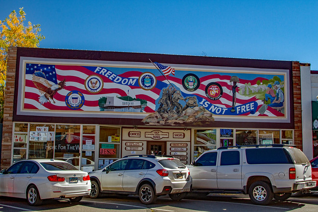Route 66 Military Art