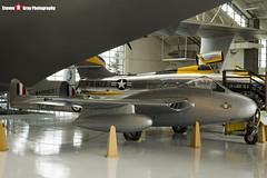 N174LA VZ309 G - IB-1686 - Royal Air Force - De Havilland DH-100 Vampire FB52 - Evergreen Air and Space Museum - McMinnville, Oregon - 131026 - Steven Gray - IMG_8768
