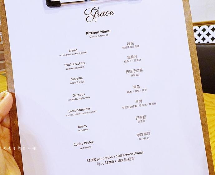 7 Grace Restaurant 東區美食推薦 小酒館