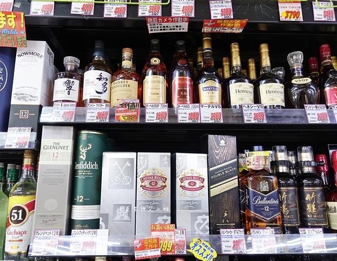 62 上野酒、業務超市 業務商店 スーパー  東京自由行 東京購物 日本自由行