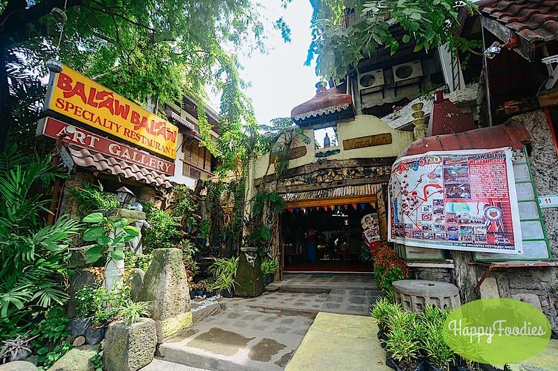 Balaw balaw entrance