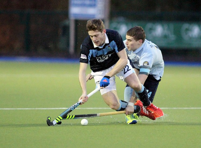 Monkstown v Lisnagarvey EYHL