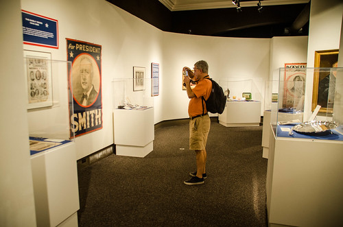 Elections and James F Byrnes Exhibit at McKissick-023