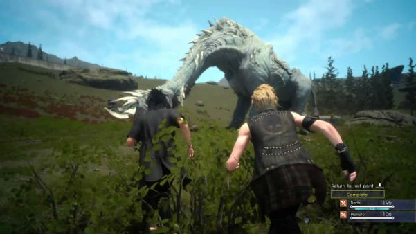 Final Fantasy XV: Side Quests