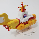 LEGO Ideas The Beatles Yellow Submarine (21306)