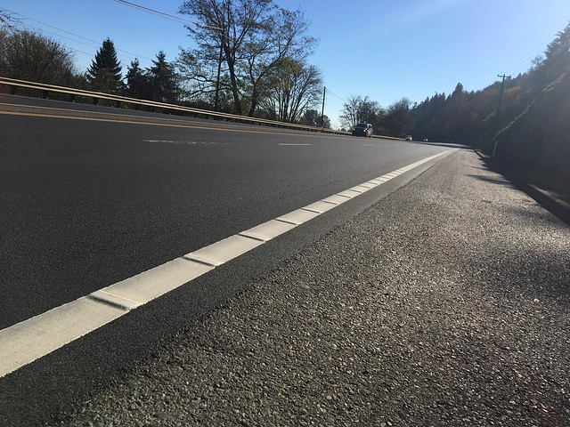 New striping on Highway 30-10.jpg