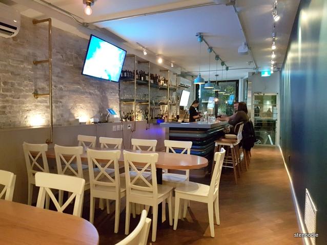 Té dining room