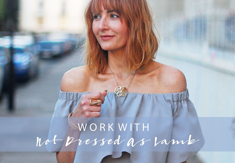 Not Dressed As Lamb | Work With Me