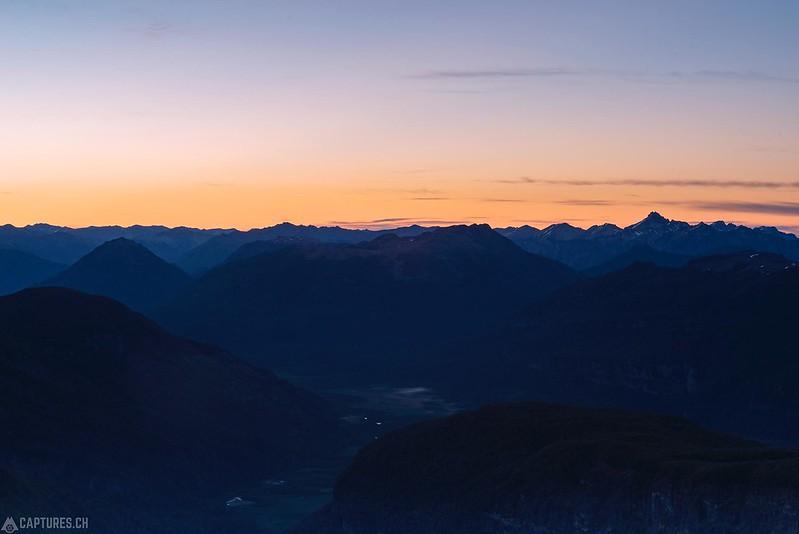 Dawn - Parque Nacional Nahuel Huapi