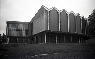 Chesterfield Magistrates' Court (disused)