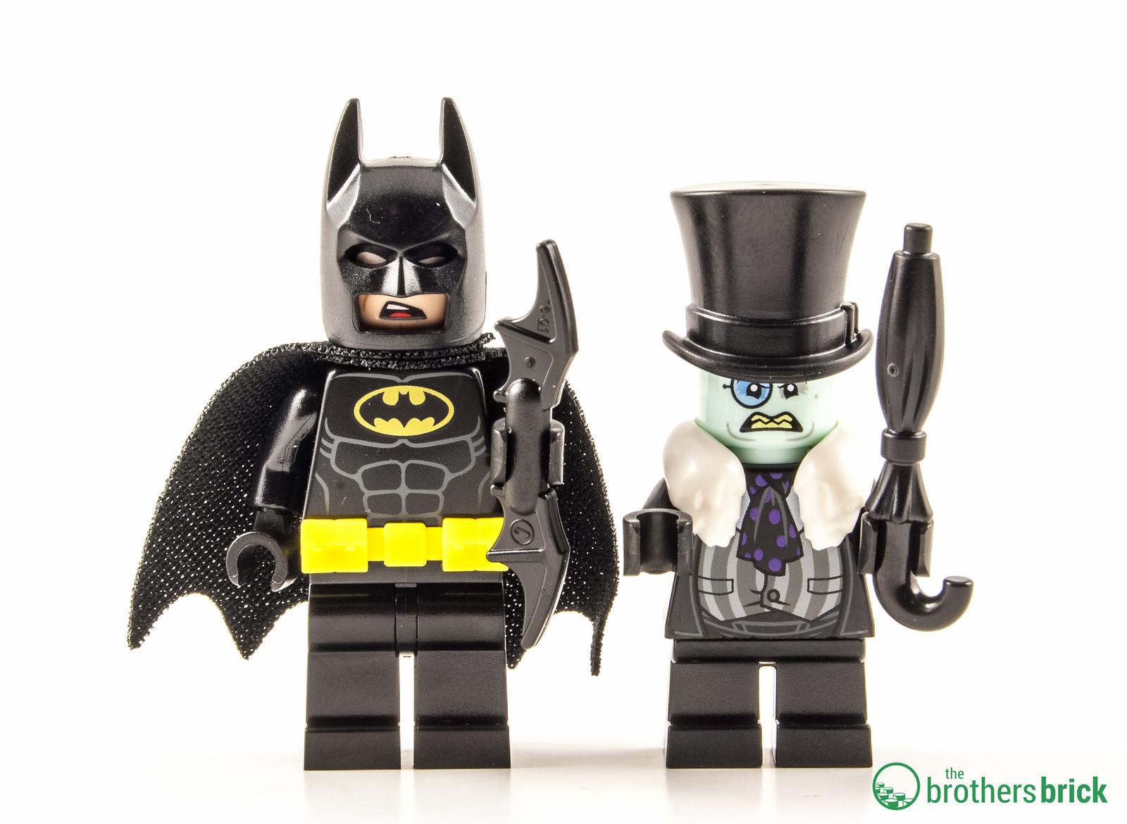LEGO Batman Movie 70911 The Penguin Arctic Roller [Review ...