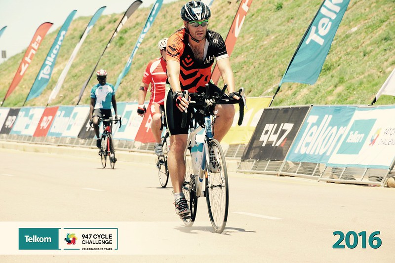 94.7 Telkom Cycle Challenge - Almost ther!