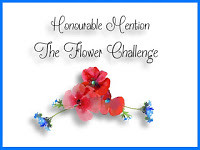 The Flower Challenge - Honorable Mention