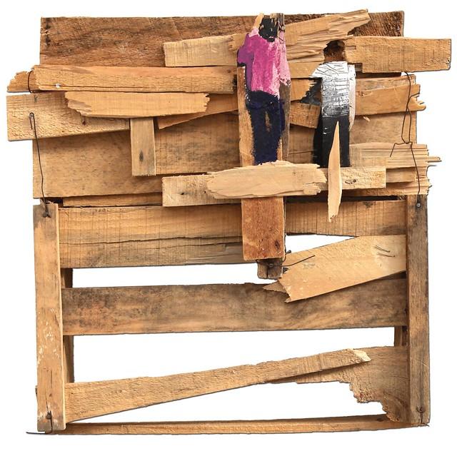 « Tengo más Almas que uno. Soy más Yos que yo mismo » de Fernando Pessoa. Patricia Ready Galería.