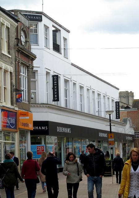 Debenham's, King's Lynn