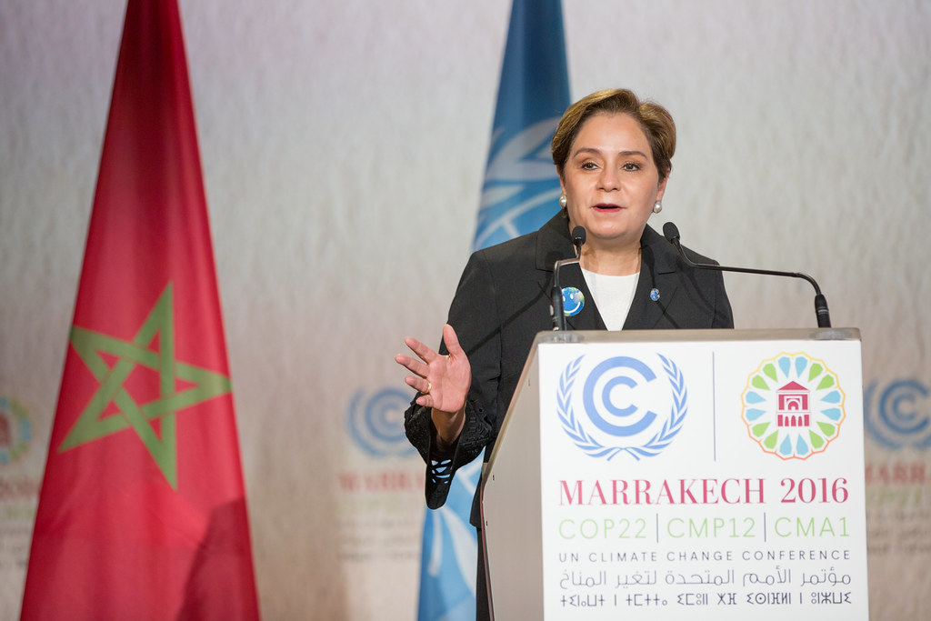 Marrakech Climate Change Conference - November 2016