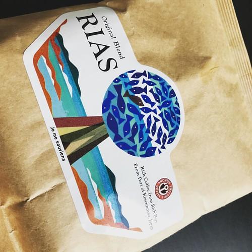 Rias- Anchor Fullsail Coffeeを開けるよ!