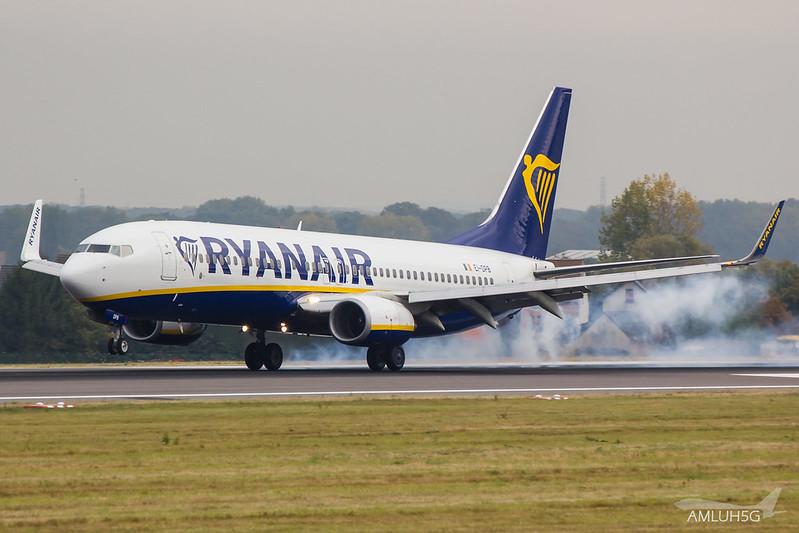 Ryanair - B738 - EI-DPB (1)