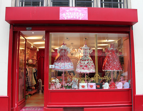 Angelic Pretty Store Front