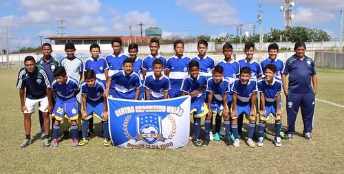 União 2 x 3 Maranguape - 29/10/2016 - Campeonato Cearense Sub-13