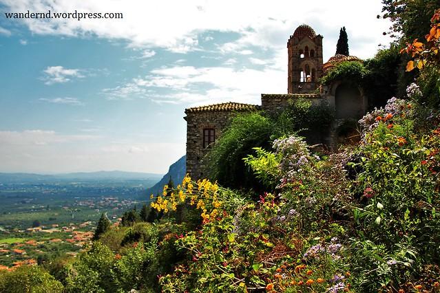 Mystras Kloster