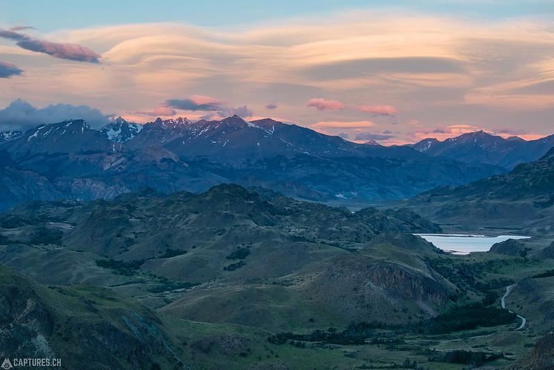 Dusk - Parque Patagonia