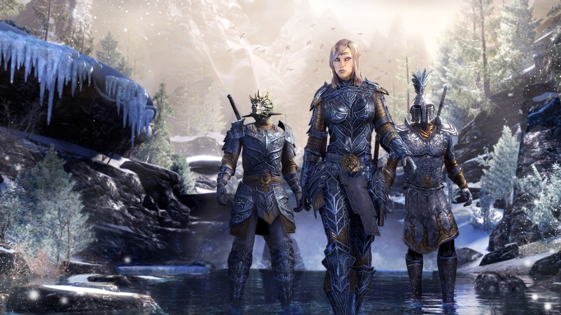 The Elder Scrolls Online is free to play this weekend