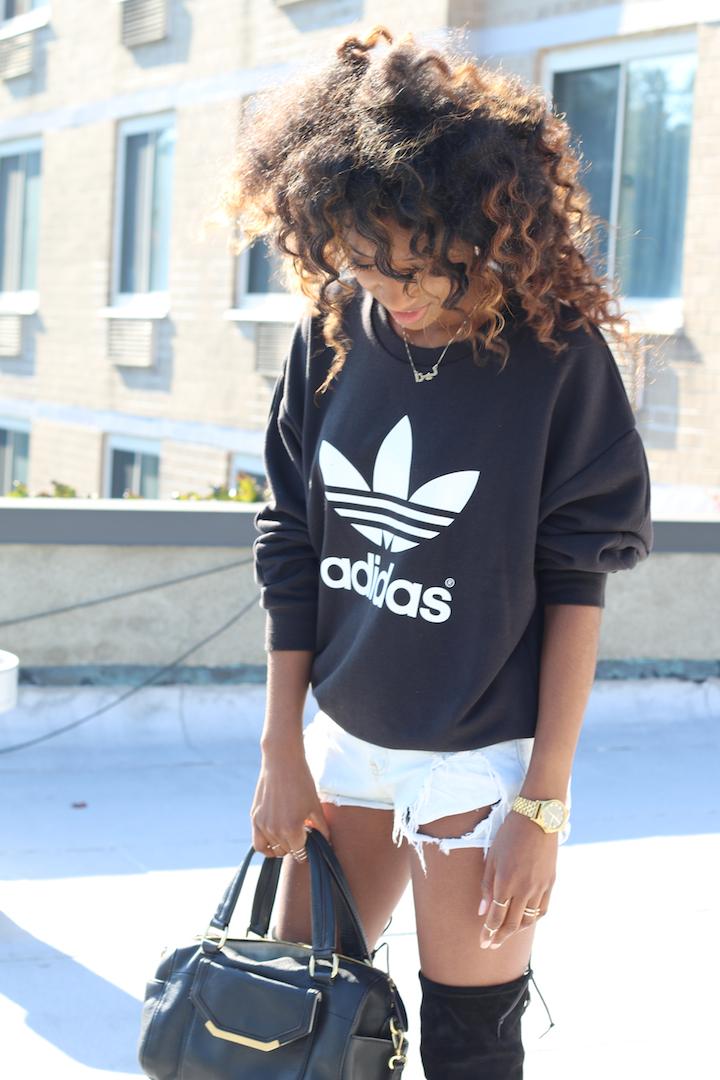 Adidas Trefoil