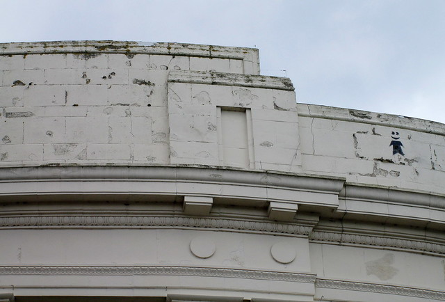 Burton's, King's Lynn, Roofline Detail