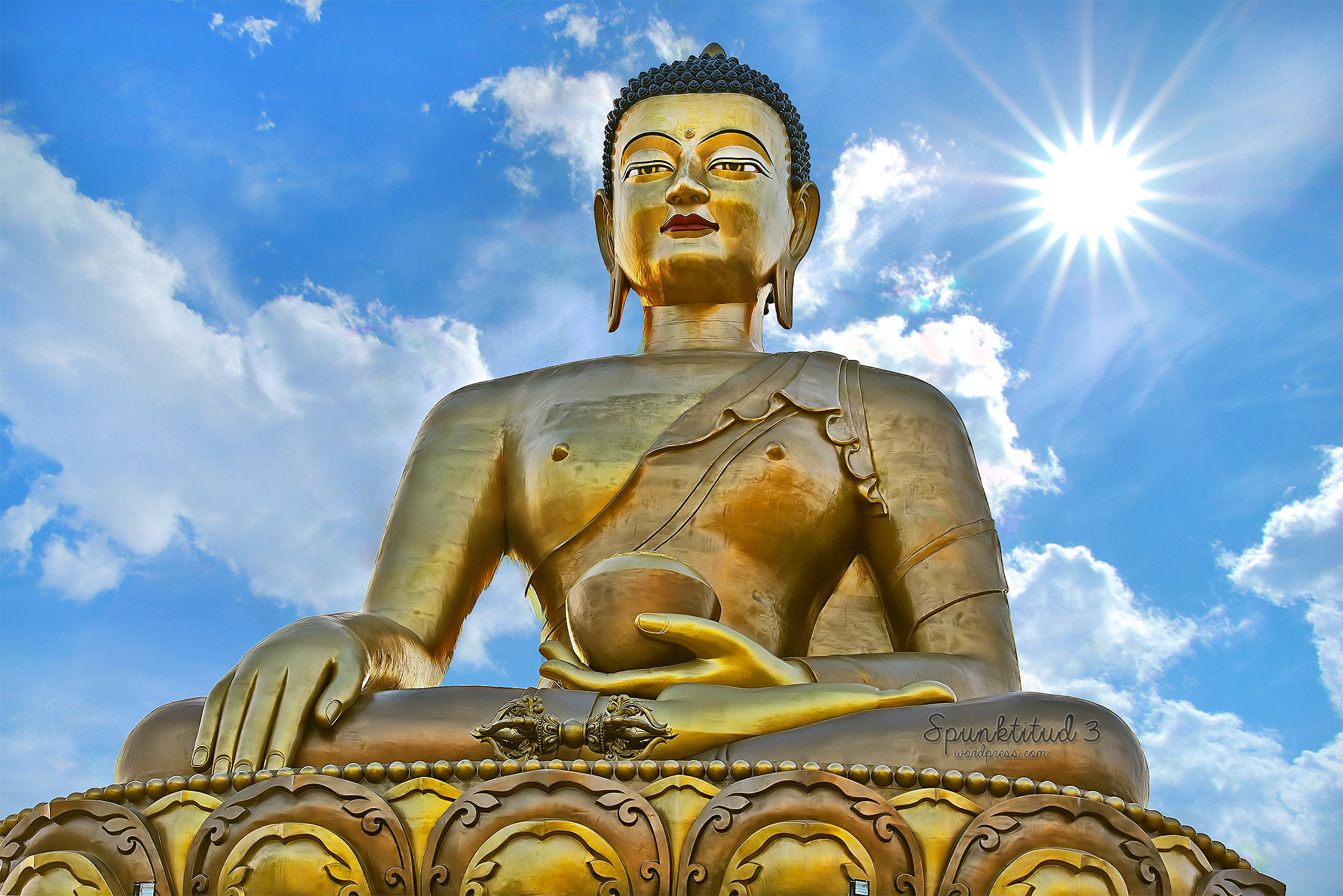 Bhutan - Buddha Dordenma