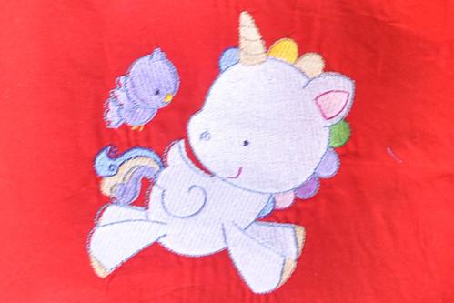 Noelle unicorn